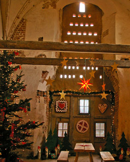 Burgenweihnacht auf Burg Stargard